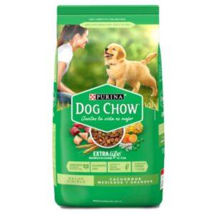 Purina Dog Chow Cachorros Medianos y Grandes.