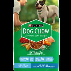 Purina Dog Chow Control Peso