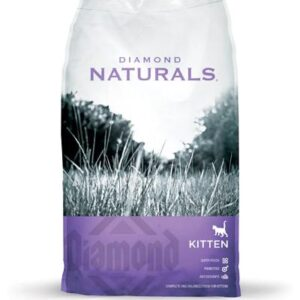 Diamond Natural Kitten