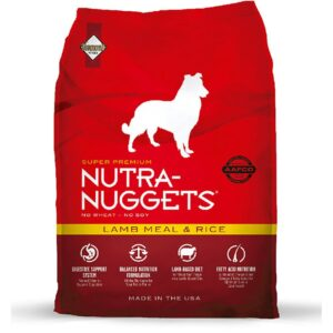 Nutra Nuggets Lamb, Meal & Rice