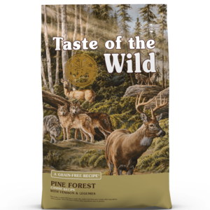 Taste of the Wild Pineforest Canine Recipe