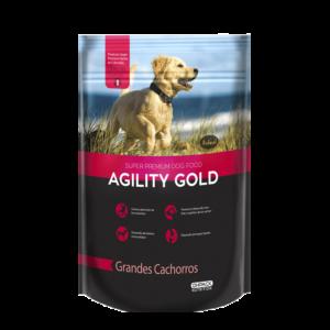 Agilty Gold Grandes Cachorros.