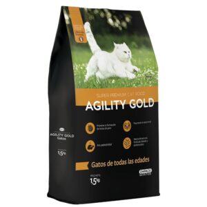Agilty Gold Gatos.
