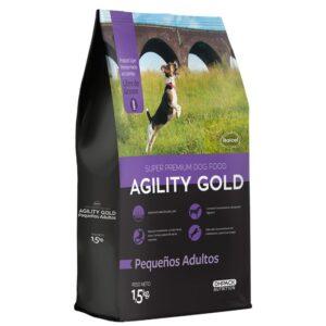 Agility Gold Pequeños Adultos.