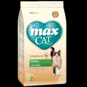 Max Cat Castrado.