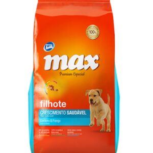 Total Max Cachorro Premium Especial Pollo.