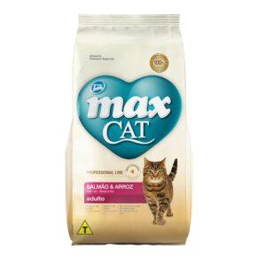 Max Cat  Salmon y Arroz.
