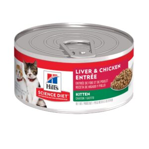 Kitten Liver & Chicken