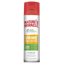 Nature's Miracle Destructor De Orina Perro Aerosol 17.5 oz