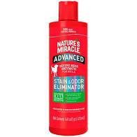Nature's Miracle Removedor Avanzado Manchas Y Olores 16 oz